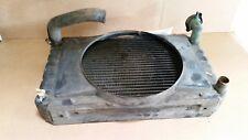 John Deere Radiator Am103999 F912 Used Still Works Well