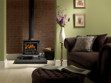 Gallery Classic 8 Wood Burning / Multi Fuel DEFRA Approved Stove