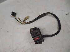 yamaha maxim 700 XJ700 left handle switch xv1100 virago xv700 xj700X 1985 1986 3