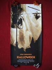 halloween mondo original movie poster art print jock artist proof michael myers - Halloween Mondo Poster