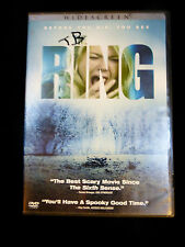 THE RING DVD Naomi WATTS, Brian COX Widescreen Edition