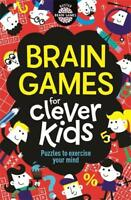 Brain Games for Clever Kids, Gareth Moore, New