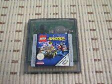 Lego Racers für GameBoy Color und Advance