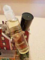 JO MALONE WOOD SAGE AND SEA SALT-UNISEX Fragrance -UNCUT Oil Roll-on 0.3oz 10ml