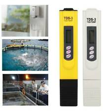 Digital Wert Tester Wasser Messgerät PH-Stift pH-Meter Aquarium Pool Gut