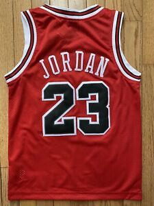 Chicago Bulls Nike Swingman Jersey Michael Jordan Youth Small New With Tags