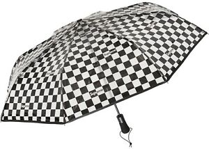 Supreme SS20 ShedRain Checkered Transparent Umbrella In Hand Ready To Ship!