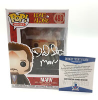 DANIEL STERN SIGNED AUTOGRAPH HOME ALONE FUNKO POP MARV BECKETT BAS 43