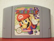 mario party nintendo 64 n64 pal eur (no lotto stock set job bundle zelda crash)