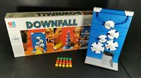 Vintage 1977 MB Board Game DOWNFALL Long Box Version Complete Nice Condition