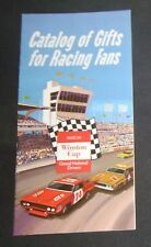 1973 Winston Nascar Winston Cup Catalog Of Gifts