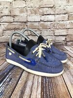 Sperry Top Sider Boat Shoes Women's Size 6.5 Blue 94503 Casual Flats