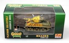 EasyModel m4a3e8 MIDDLE TANK 5th INF. co., 24th INF. div. modello finito 1:72 carri armati