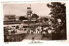 GB Card  BRITISH EMPIRE EXHIBITION Wembley REAL PHOTO PPC Coal Mine 1924 27.11