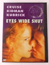 Eyes Wide Shut (Dvd, 1999) - H0321Acc
