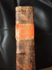 Rare Bible - Biblia Sacra 1740 - Venice MDCCXL