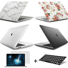 "Fr 2020 Macbook Pro 13.3"" A2289 A2251 Shell Case Keyboard Cover Screen Protector"