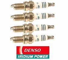 4 X DENSO IRIDIUM POWER Technologies Performance Alloy Spark Plugs IXU22 # 5308