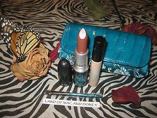 MAC Lipstick Treasures Warm Lips RICH RESERVE Mini C-THRU 316 SE Rare 💋