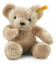 Steiff 664120 - Steiff Baby My First Steiff 24cm Teddy Bear Beige NEW