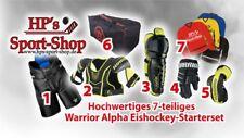 Warrior ALPHA Eishockey Starterset Senior zum Monsterpreis
