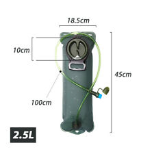Hydration System Water Bladder Bag Camping Hiking Cycling Backpack 2/2.5/3L AU