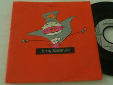 "JIMMY SOMERVILLE - MIGHTY REAL   RARE GERMAN 7""   EX  BRONSKI BEAT/ELECTRONIC"