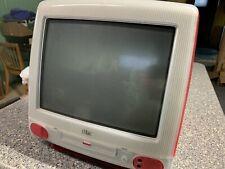 Apple iMac G3 333 Strawberry M4984 32MB SDRAM 6GB HD