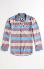 9c0ee67a0607 Cotton Blend Striped Casual Shirts for Men
