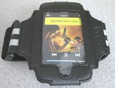 Gear4 sports/gym armband,IPOD TOUCH 2/3 Gen,Black,Adjustable,Reflective stripes