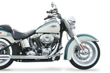 Samson Motorcycle Exhaust True Dual Exhaust S3-400 2012-2017 Softail Models