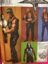 Simplicity Sewing Pattern 8901 WCW Wrestling Hogan Mens Costume Size S-XL Uncut
