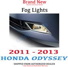 2011 - 2013 HONDA ODYSSEY FOG LIGHT KIT OEM