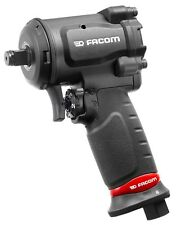 New - Facom 1/2″ Drive Micro Composite Mini Air Impact Gun Wrench 861Nm