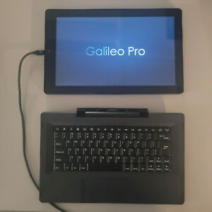 """RCA Galileo Pro 11.5"""" 32GB Tablet w/Detachable Keyboard RCT6513W87DK For Parts"""