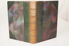 HISTOIRE DE L'ART ART MODERNE PLANCHES ELIE FAURE RELIURE 1924