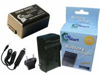 Panasonic Lumix DMC-TZ70EB-S cable de transferencia de datos USB Sync//Plomo Para PC//Mac