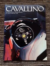 RARE VINTAGE 1979 Number 3 Cavallino: The Magazine for Ferrari Enthusiasts