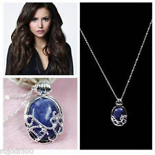The Vampire Diaries Katherine's Necklace Silver Plated Pendant Necklace
