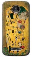 Gustav Klimt The Kiss Phone Case for Moto Z2 Z Force Play Plus G5 G5S G4 E4 C M
