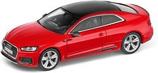 Spark Audi RS 5 Coupe Echelle 1:43 Voiture Miniature - Misano Red
