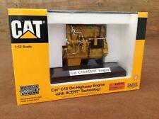 2004 CAT C15 ACERT Engine Diecast 1:12 Scale - NIB