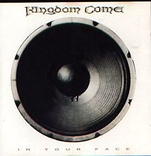 CD - KINGDOM COME - In your face