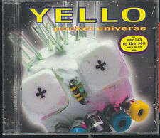 YELLO - POCKET UNIVERSE - CD (NUOVO SIGILLATO)