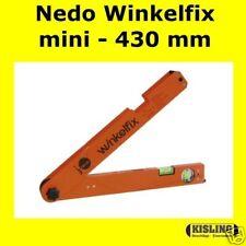 Nedo -correction d'angle mini # 450111 - Rapporteur couteau en angle 430 mm