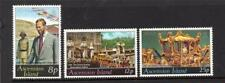 ASCENSION MNH 1977 SG222-224 SILVER JUBILEE