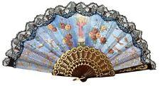 Hand fans Abanico de Mano con Divino Nino Jesus New Religion & Spirituality