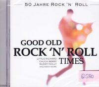 CD + Good Old Rock´n´Roll Times + Jubiläumsausgabe + 18 tolle kultige Songs +