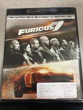 Furious 7 (DVD, Includes Digital Copy 4K Ultra HD Blu-ray/Blu-ray)