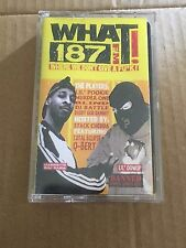 DJ ROC RAIDA What 187 FM We Don't Give a F Classic 90s Hip Hop Cassette Mixtape